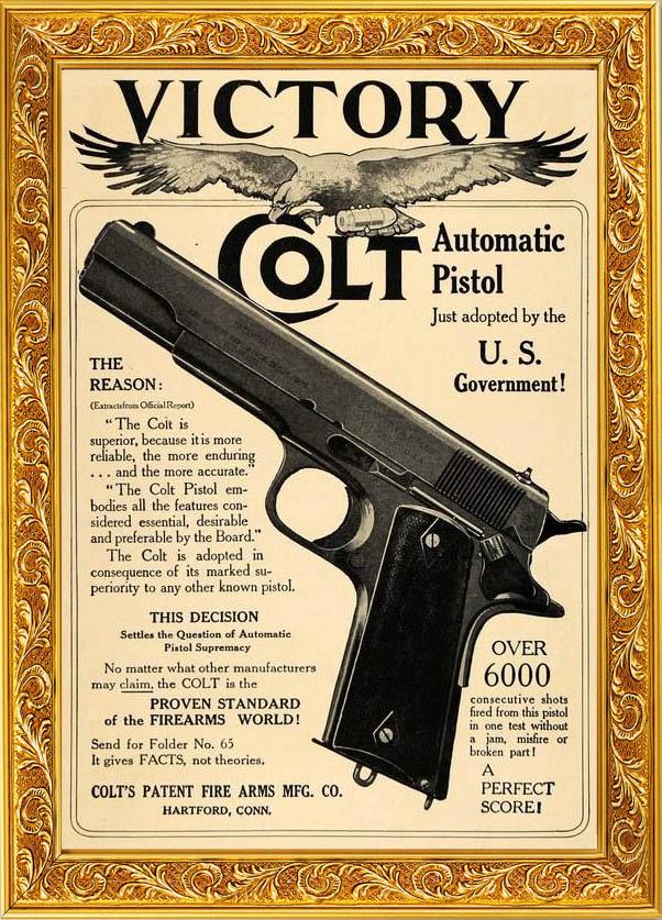 Prova Colt 45