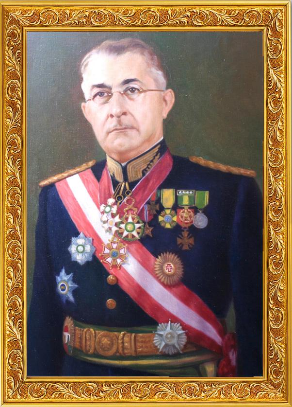 Prova Marechal João Batista Mascarenhas de Morais