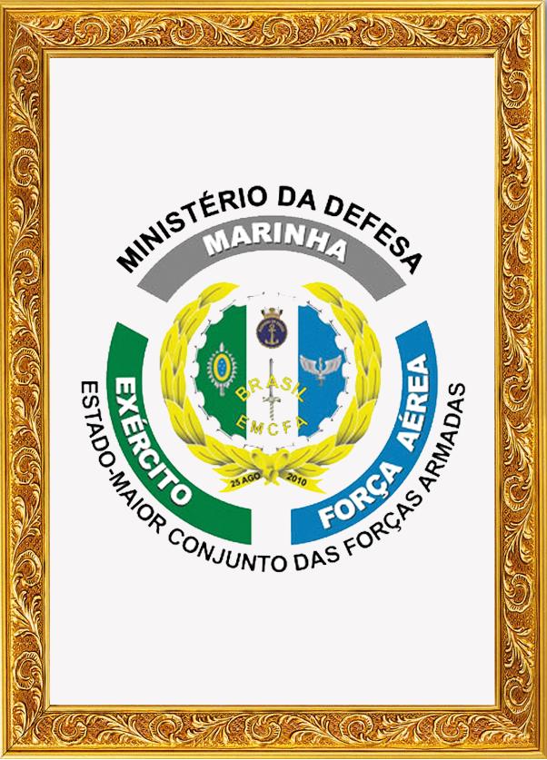 Prova Estado Maior Conjunto das Forças Armadas do Brasil