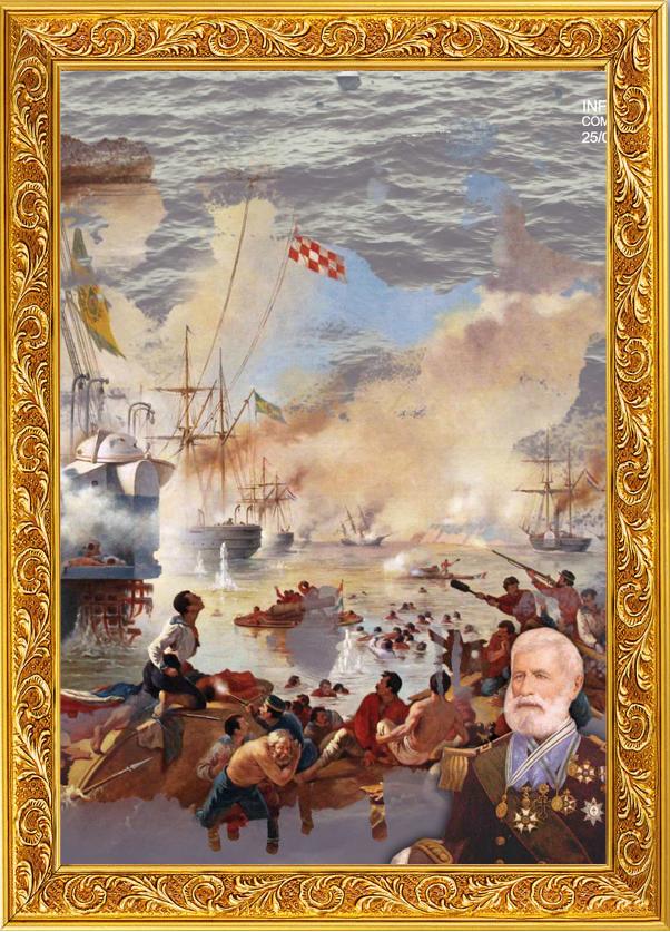 Prova Batalha Naval do Riachuelo