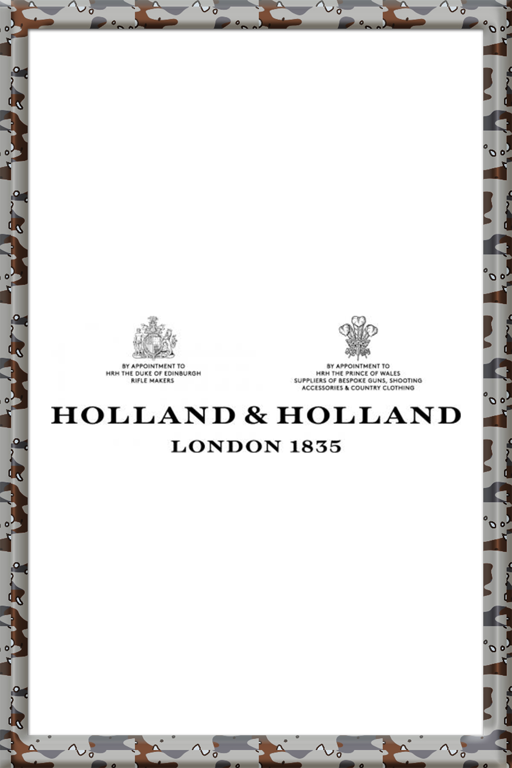 Prova Holland & Holland